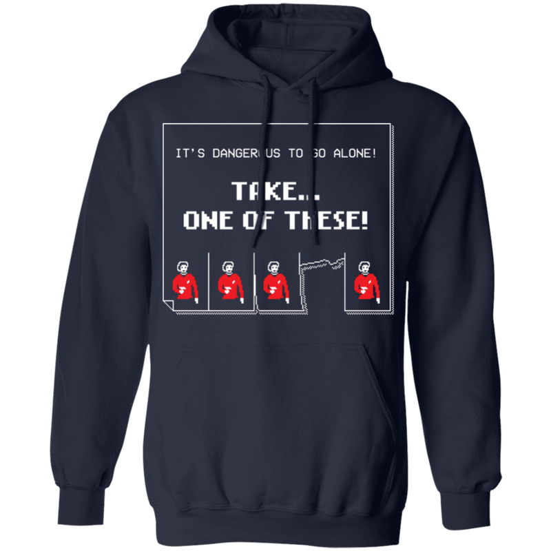 Take One of These - Hoodie-Hoodie-CustomCat-Black-S-