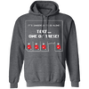 Take One of These - Hoodie-Hoodie-CustomCat-Dark Heather-S-