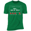 Take One of These - T-Shirt-T-Shirt-CustomCat-Men's T-Shirt-Kelly Green-S