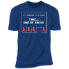 Take One of These - T-Shirt-T-Shirt-CustomCat-Men's T-Shirt-Royal Blue-S
