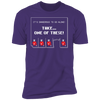 Take One of These - T-Shirt-T-Shirt-CustomCat-Men's T-Shirt-Purple-S