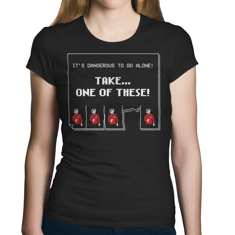 Take One of These - T-Shirt-T-Shirt-CustomCat-