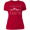 Take One of These - T-Shirt-T-Shirt-CustomCat-Women's T-Shirt-Red-X-Small