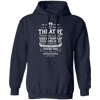 Theatre Fantasy World - Hoodie-Hoodie-CustomCat-Navy-S-