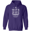 Theatre Fantasy World - Hoodie-Hoodie-CustomCat-Purple-S-