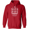 Theatre Fantasy World - Hoodie-Hoodie-CustomCat-Red-S-