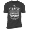 Theatre Fantasy World - T-Shirt-T-Shirt-CustomCat-Men's T-Shirt-Heavy Metal-S