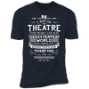 Theatre Fantasy World - T-Shirt-T-Shirt-CustomCat-Men's T-Shirt-Midnight Navy-S