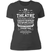 Theatre Fantasy World - T-Shirt-T-Shirt-CustomCat-Women's T-Shirt-Heavy Metal-X-Small