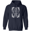 This is Who I Am - Hoodie-Hoodie-CustomCat-Navy-S-