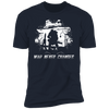 War Never Changes - T-Shirt-T-Shirt-CustomCat-Men's T-Shirt-Midnight Navy-S