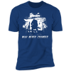 War Never Changes - T-Shirt-T-Shirt-CustomCat-Men's T-Shirt-Royal Blue-S