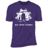 War Never Changes - T-Shirt-T-Shirt-CustomCat-Men's T-Shirt-Purple-S
