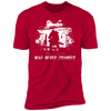War Never Changes - T-Shirt-T-Shirt-CustomCat-Men's T-Shirt-Red-S