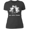 War Never Changes - T-Shirt-T-Shirt-CustomCat-Women's T-Shirt-Heavy Metal-X-Small