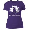 War Never Changes - T-Shirt-T-Shirt-CustomCat-Women's T-Shirt-Purple-X-Small