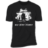 War Never Changes - T-Shirt-T-Shirt-CustomCat-Men's T-Shirt-Black-S
