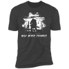 War Never Changes - T-Shirt-T-Shirt-CustomCat-Men's T-Shirt-Heavy Metal-S
