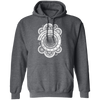 Wibbly Wobbly Timey Wimey - Hoodie-Hoodie-CustomCat-Dark Heather-S-