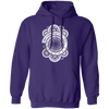 Wibbly Wobbly Timey Wimey - Hoodie-Hoodie-CustomCat-Purple-S-