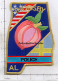 Alabama - Thorsby Police Dept Patch