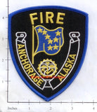 Alaska - Anchorage Fire Dept Patch