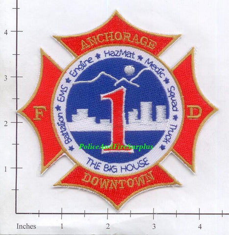Alaska - Anchorage Station 1 Fire Dept Patch v1