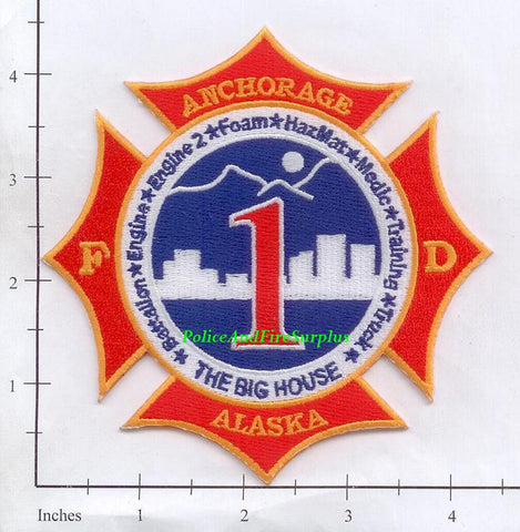 Alaska - Anchorage Station 1 Fire Dept Patch v2