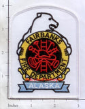 Alaska - Fairbanks Fire Dept Patch