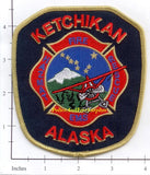 Alaska - Ketchikan Fire Dept Patch