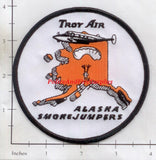 Alaska - Troy Air Alaska Smokejumpers Fire Dept Patch