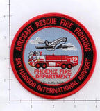Arizona - Phoenix Sky Harbor International Airport Fire Dept Patch