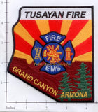 Arizona - Tusayan Fire EMS Patch
