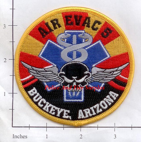 Arizona - Buckey Air Evac 5 Fire Dept Patch