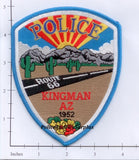 Arizona - Kingman Police Dept Patch