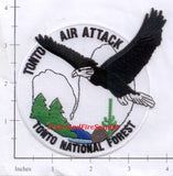 Arizona - Tonto National Forest Air Attack Fire Dept Patch