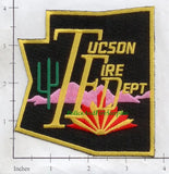 Arizona - Tuscon Fire Dept Patch v1