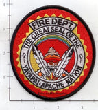 Arizona - Yavapi Apache Nation Fire Dept Patch