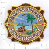 Bahamas - Abaco Crash Fire Rescue Fire Dept Patch v1