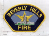 California - Beverly Hills Fire Dept Patch v1