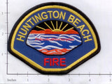California - Huntington Beach Fire Dept Patch