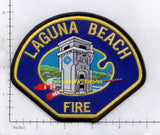 California - Laguna Beach Fire Dept Patch