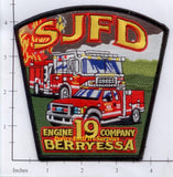 California - San Jose Engine 19 Fire Dept Patch