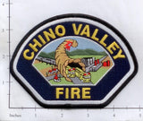 California - Chino Fire Patch