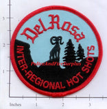 California - Del Rosa Inter-Regional Hotshots Fire Patch