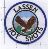 California - Lassen Hot Shots Fire Patch