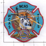 California - Los Angeles County Fire Dept Air Operations NCAS Patch
