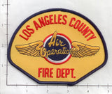 California - Los Angeles County Fire Dept Air Operations Patch