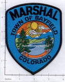 Colorado - Bayfield Marshal Police Dept Patch