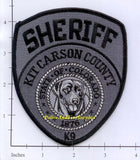 Colorado - Kit Carson County Sheriff Police Dept K-9 Patch
